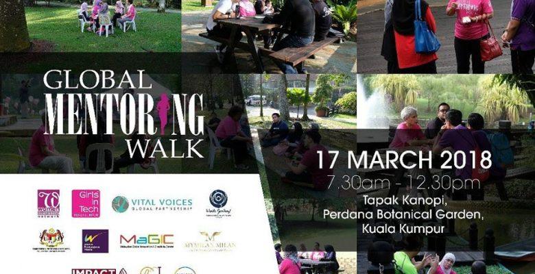 global mentoring walk 2018